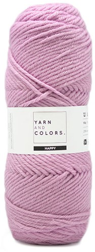 Yarn and Colors Maxi Cardigan Breipakket 7 L/XL Orchid