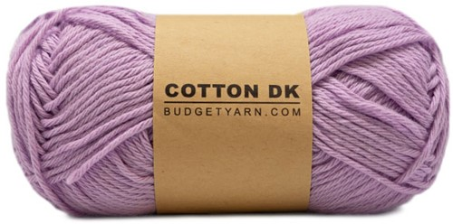 Budgetyarn Cotton DK 052 Orchid