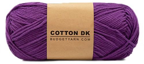 Budgetyarn Cotton DK 055 Lilac
