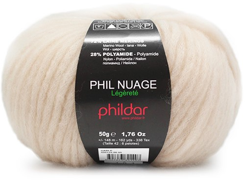 Phildar Phil Nuage 1264 Sable