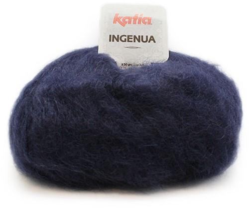 Katia Ingenua 5 Dark blue