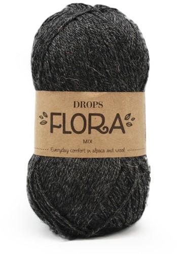 Drops Flora Mix 05 Dark grey