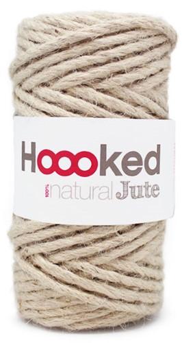 Hoooked Natural Jute 05 Vanilla Cream