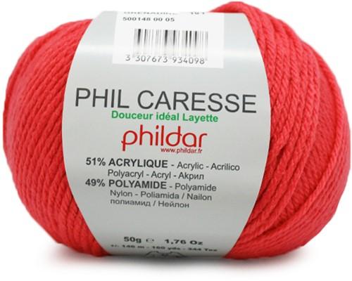 Phildar Phil Caresse 1149 Grenadine