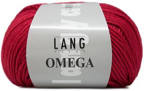 Lang Yarns Omega 060 Red