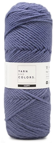 Yarn and Colors Maxi Cardigan Haakpakket 8 L/XL Denim