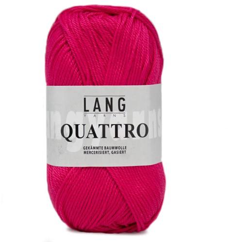 Lang Yarns Quattro 065 Pink