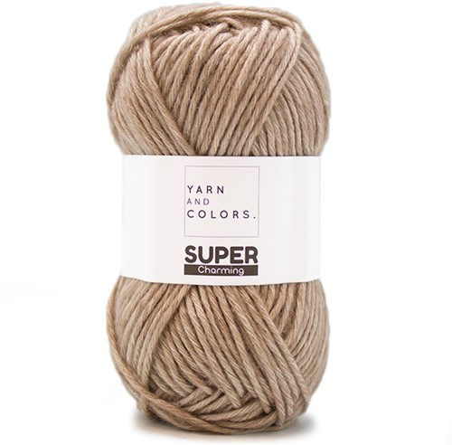 Yarn and Colors Super Charming 006 Taupe