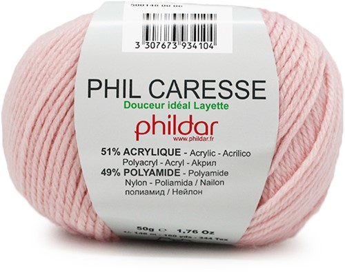 Phildar Phil Caresse 1044 Rosee