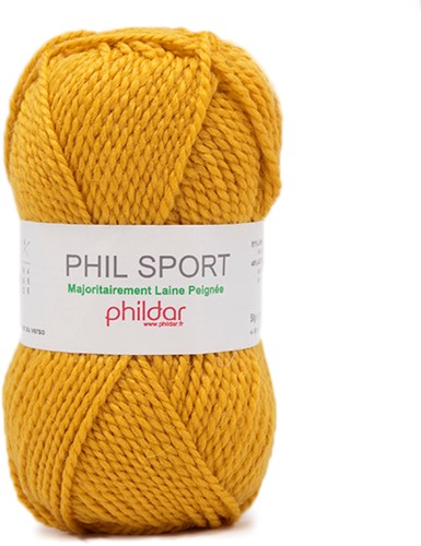 Phildar Phil Sport 1019 Ambre