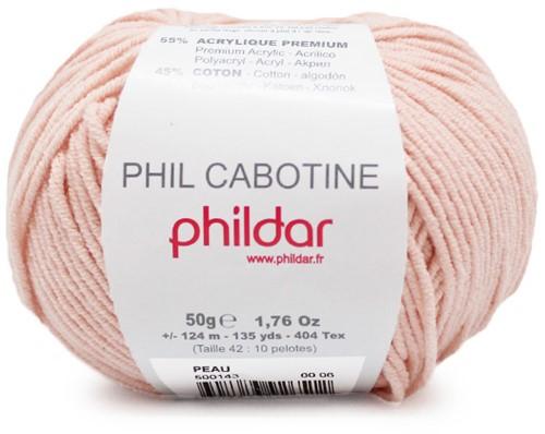 Phil Cabotine Kindervest Breipakket 1 8 jaar Peau