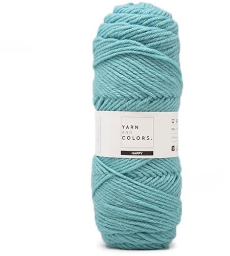 Yarn and Colors Maxi Cardigan Haakpakket 9 L/XL Glass