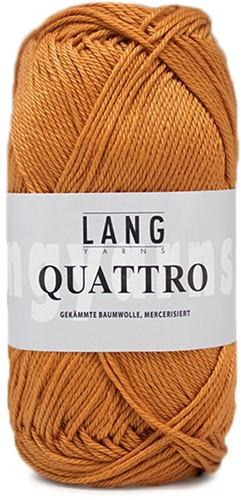 Lang Yarns Quattro 075 Apricot