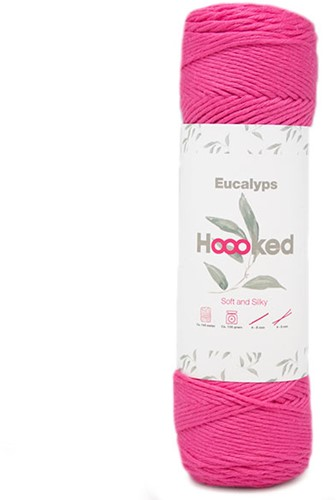 Hoooked Eucalyps 07 Magenta