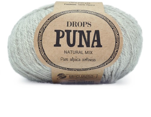 Drops Puna Natural Mix 07 Light-Grey