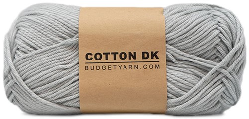 Budgetyarn Cotton DK 094 Silver