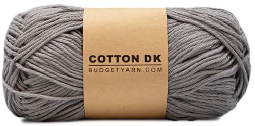 Budgetyarn Cotton DK 096 Shark Grey