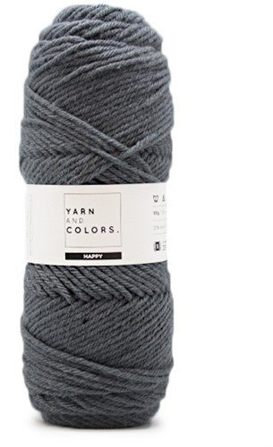 Yarn and Colors Maxi Cardigan Haakpakket 13 L/XL Graphite