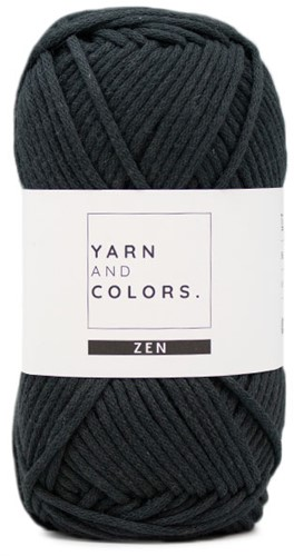 Yarn and Colors Tank Top Breipakket 4 Graphite M