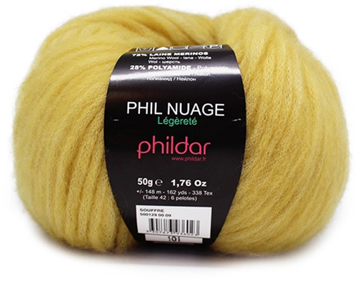 Phildar Phil Nuage 1019 Souffre