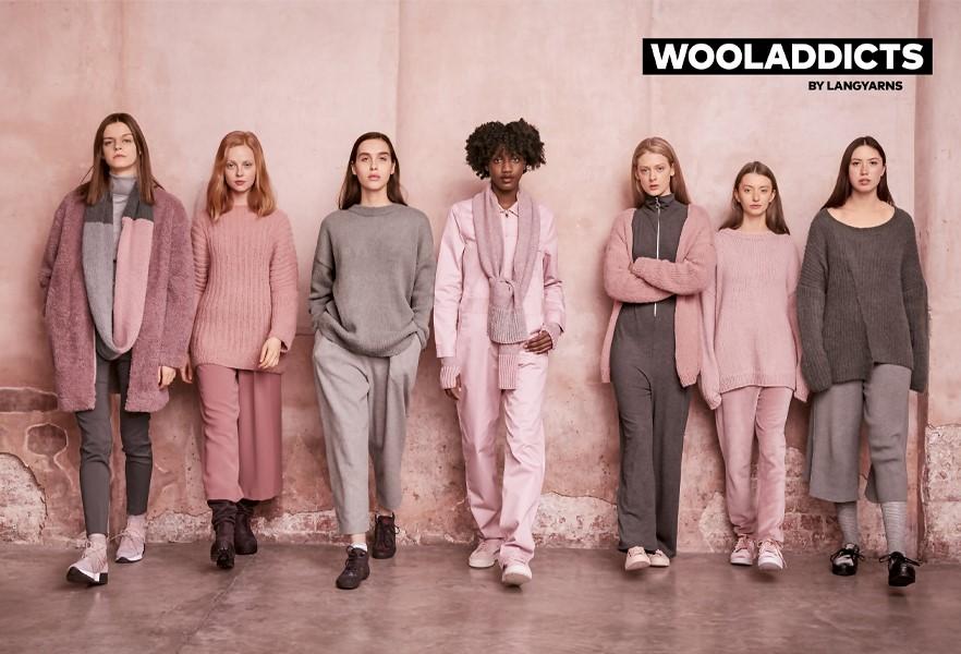 Wooladdicts by Lang Yarns – nieuw wintergaren