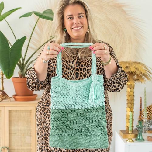 Haakpatroon Happy Handmade Bag