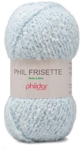 Phildar Phil Frisette 1004 Glacier