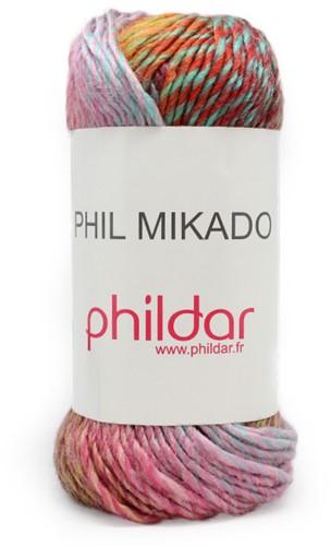 Phildar Phil Mikado 1149 Arlequin