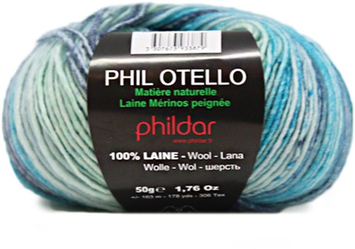 Phildar Phil Otello 1089 Lagon