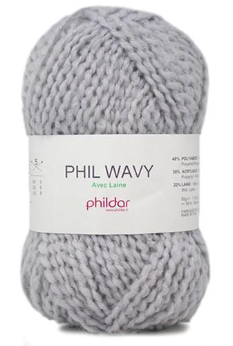 Phildar Phil Wavy 1011 Galet