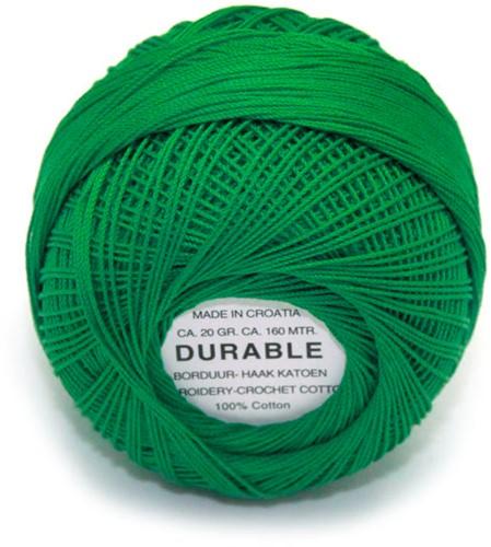 Durable Borduur- en haakkatoen 1015 Green