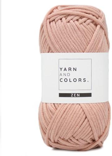 Yarn and Colors Lots of Dots Wrap Haakpakket 2 Rosé