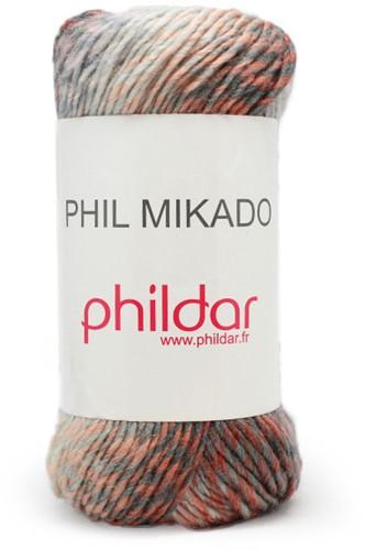 Phildar Phil Mikado 1464 Aurore