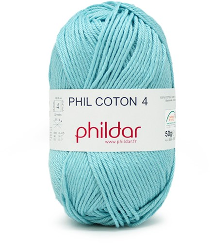 Phildar Phil Coton 4 1315 Cyan
