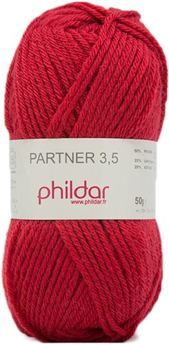 Phildar Partner 3.5 1459 Pavot