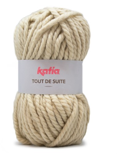 Katia Tout de Suite 102 Light beige