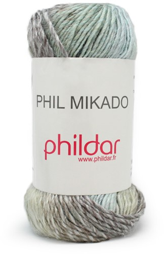 Phildar Phil Mikado 1089 Glacier