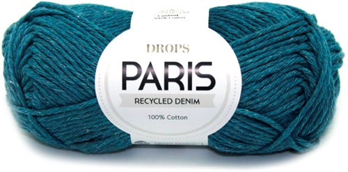 Drops Paris Recycled Denim 102 Spray-blue