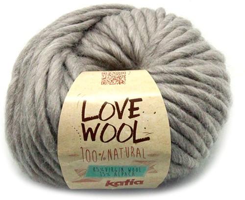 Katia Love Wool 102 Medium beige