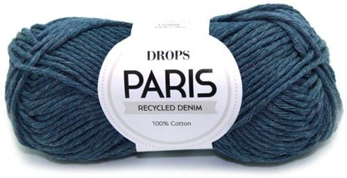 Drops Paris Recycled Denim 103 Dark-wash