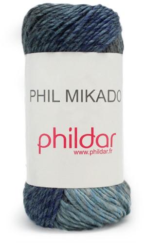 Phildar Phil Mikado 1134 Denim