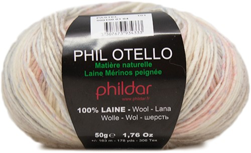 Phildar Phil Otello 1371 Pastel