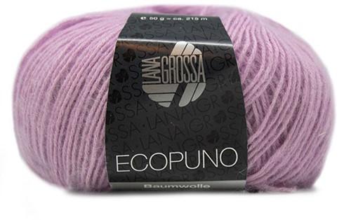 Ecopuno Sjaal Haakpakket 1 Purple