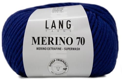 Lang Yarns Merino 70 106 Royal