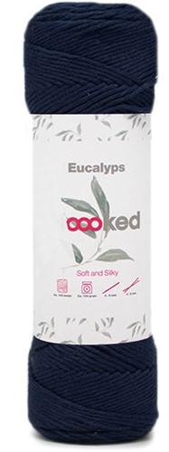 Eucalyps Spring Bells Sjaal Breipakket 10 Marino