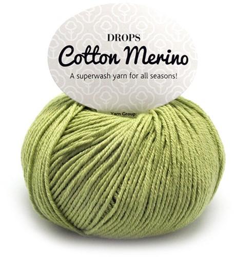 Drops Cotton Merino Uni Colour 10 Pistache