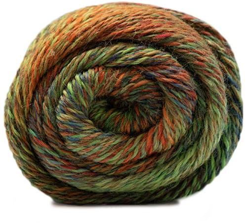 Lana Grossa Meilenweit 150 Rainbow 110