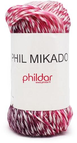 Phildar Phil Mikado 1155 Petunia
