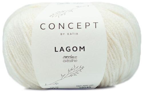 Katia Lagom 113 Off White