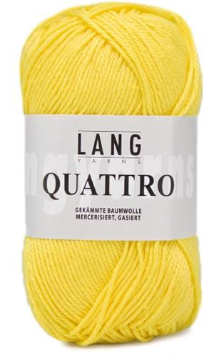 Lang Yarns Quattro 113 Yellow